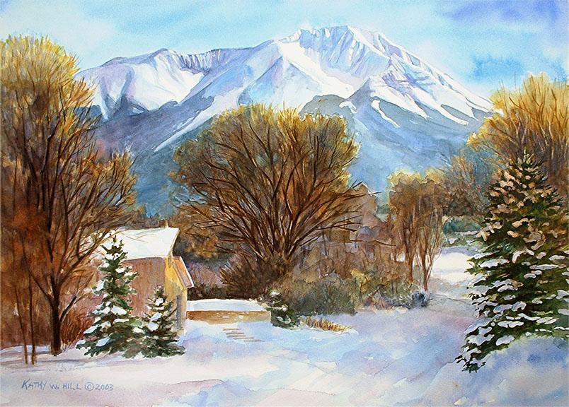 A Fine Snow - A