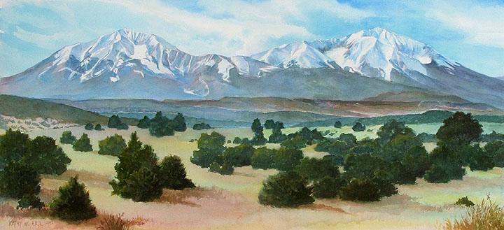 Spanish Peaks Country - C
