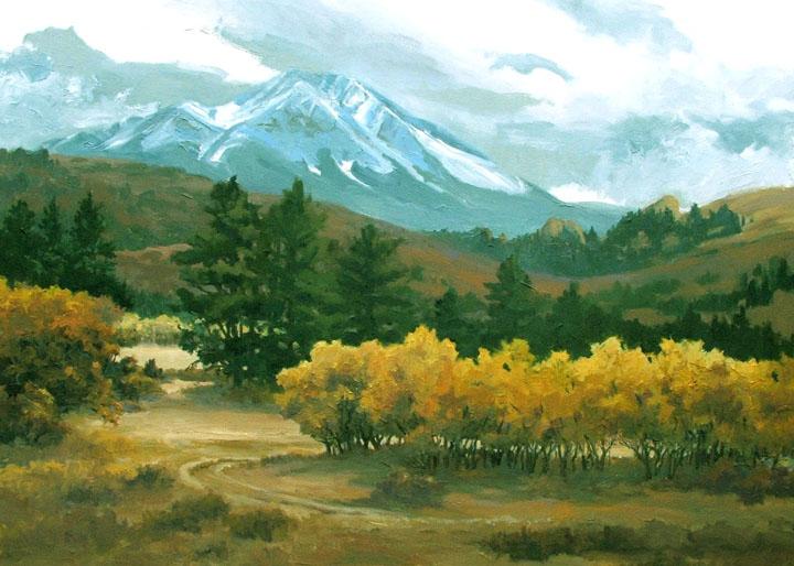 Uncommon Autumn Retreat - Print