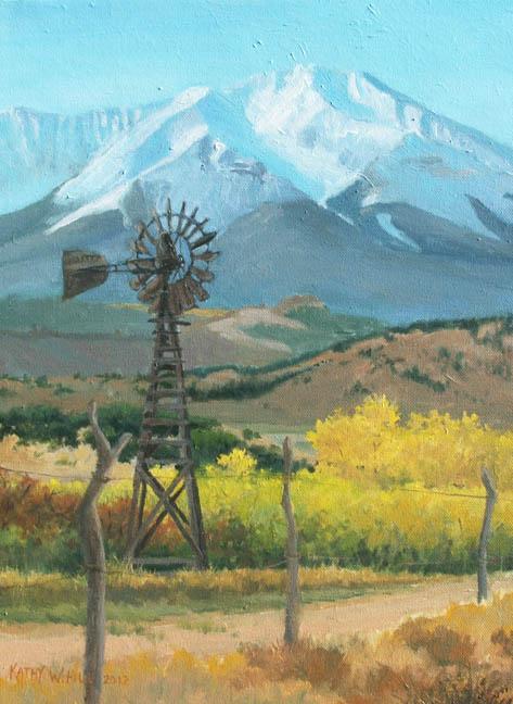 Wahatoya Windmill