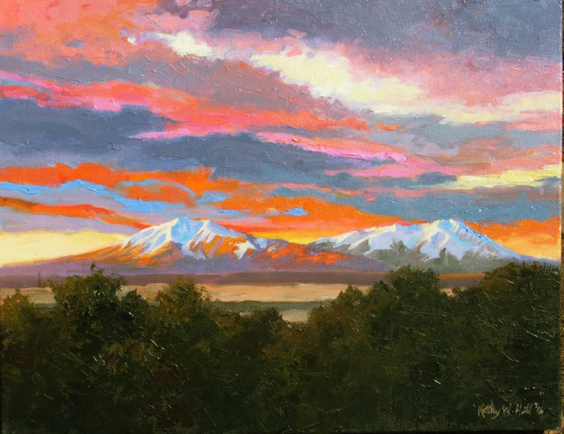Acrylic Painting Classes West Virginia