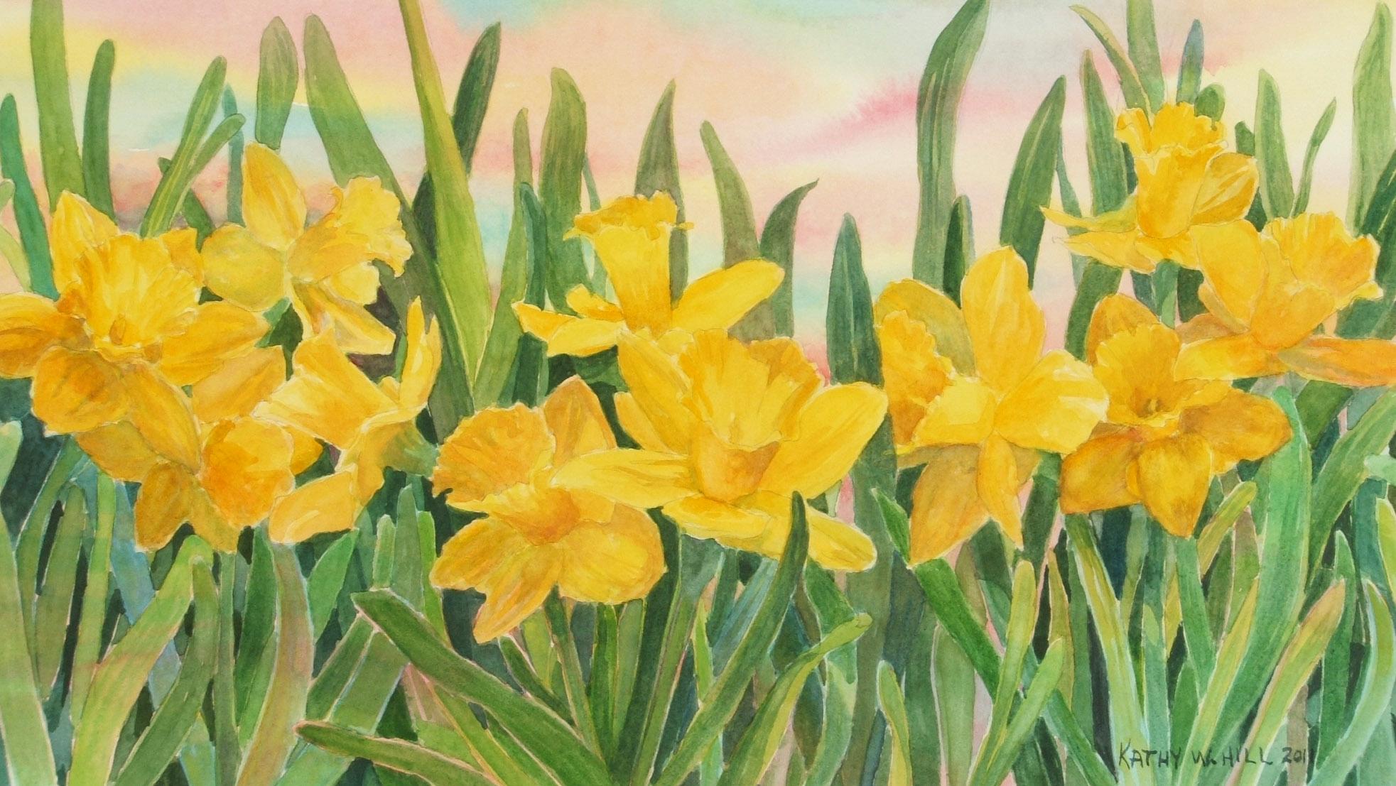 Hooray for Spring! - Print