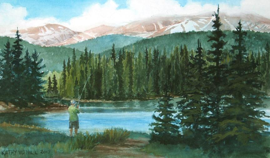 Bear Lake Fishing
