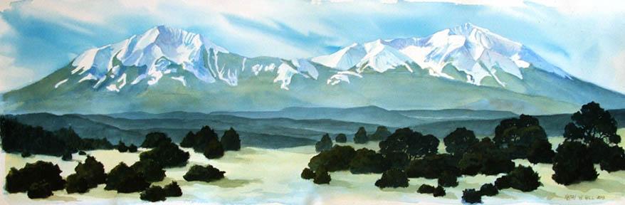 Everlasting Spanish Peaks