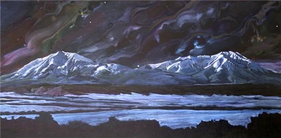 Moonlight Mountains