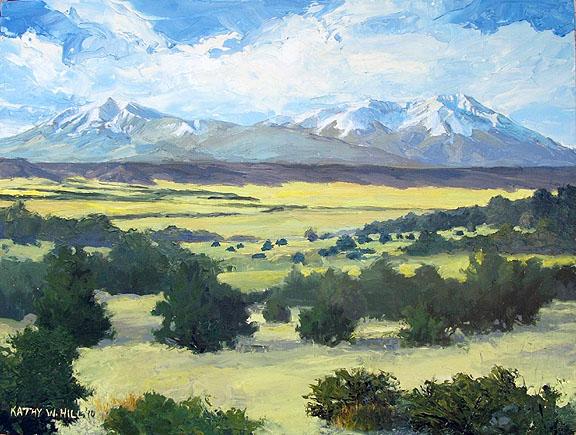 Spanish Peaks Series #9
