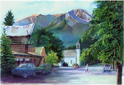 Summer in La Veta 1998 - A