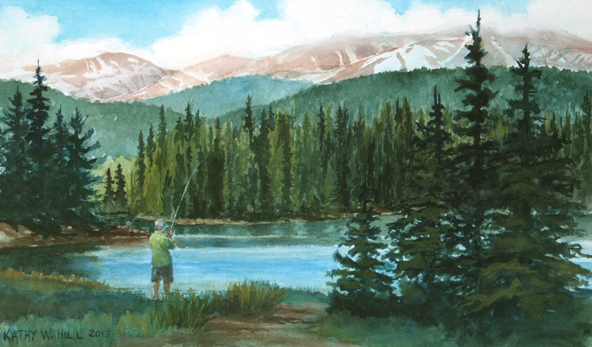 *Bear Lake Fishing