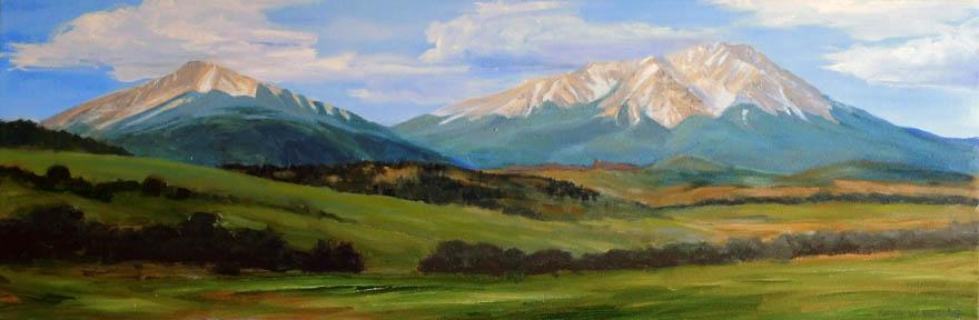 The Grandote Peaks*