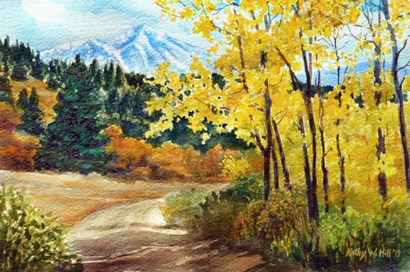 Marvelous Autumn Journey